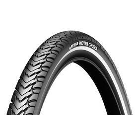 """Michelin Protek Cross Bike Tyre 26"""", wire bead, Reflex black"""